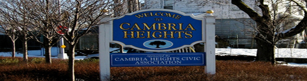 cambria heights singles & personals New cassel sexy men personals  signup free and meet 1000s of local guys and gals in new cassel, new york looking to hookup on bookofmatchescom.